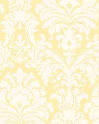 Sand Simple Damask by
