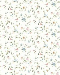 Shelby Blush Calico Floral by
