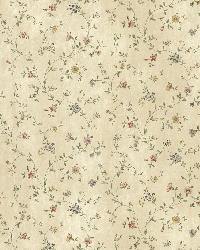 Shelby Rose Calico Floral by  Brewster Wallcovering