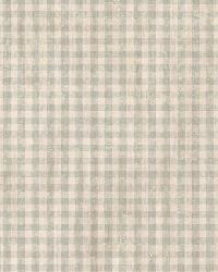Greer Aqua Gingham Check by  Brewster Wallcovering