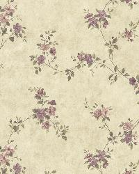 Rose Valley Violet Floral Trail by