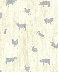 Farnhan Blue Animal Toss by