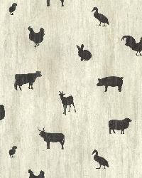 Farnhan Black Animal Toss by