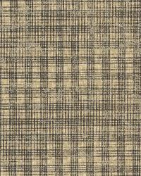 Sadie Black Cottage Plaid by  Brewster Wallcovering