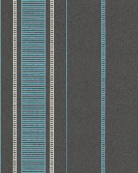 Gavin Aqua Stripe Aqua by