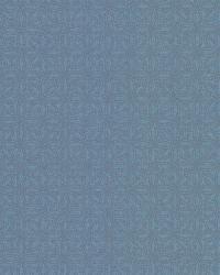 Tangine Blue Mini Moroccan Geometric by