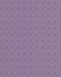 Tangine Purple Mini Moroccan Geometric by