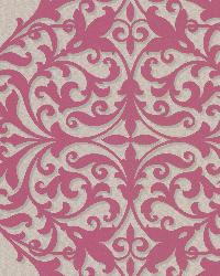 Pastiche Pink Classical Motif by