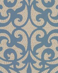 Sonata Blue Ironwork by