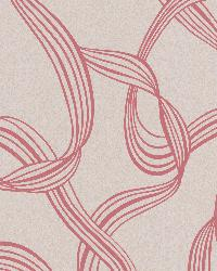 Aria Red Ribbon Swirl by