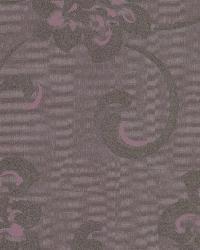 Sharon Purple Jacobean Floral by