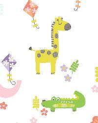 Sunny Day Safari Applique Kit by