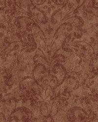 Red Country Damask by