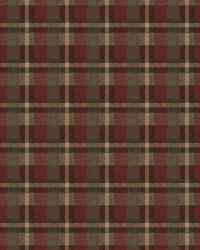 Red Heritage Plaid by