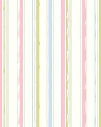 Macey Pink Wiggle Stripe by