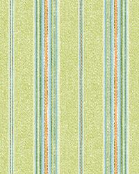 Kylie Green Cabin Stripe by
