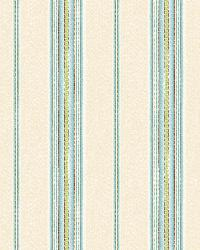 Kylie Aqua Cabin Stripe by