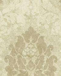 Taupe Haven Damask by