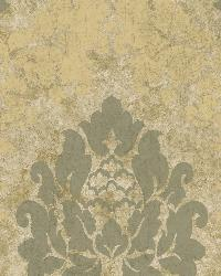 Beige Haven Damask by