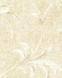 White Ogee Acanthus Scroll by