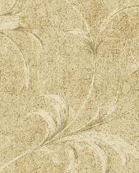 Neutrals Ogee Acanthus Scroll by