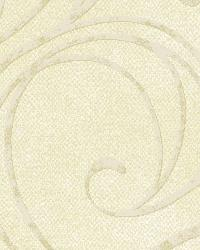 Cream Velvet Swirls by