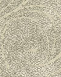 Grey Velvet Swirls by