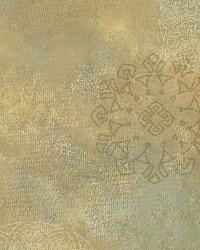 Brown Henna Medallion by