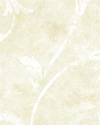 White Silver Scroll  by