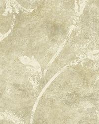 Bronze Silver Scroll  by