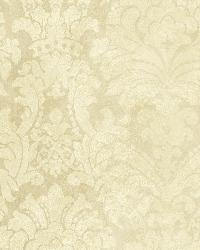 Brown Palace Damask  by