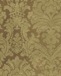 Green Palace Damask  by