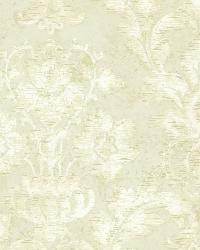Grey Fusion Damask by