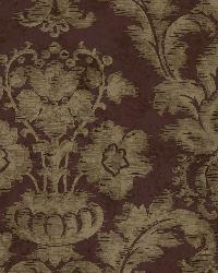 Cherry Fusion Damask by