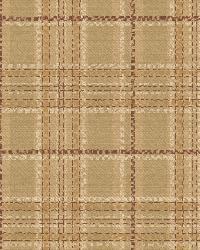 Fletcher Sand Tartan Wallpaper by