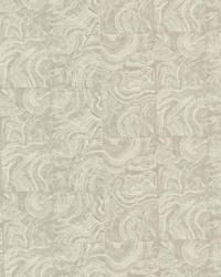 Malachite Grey Stone Tile by  Brewster Wallcovering