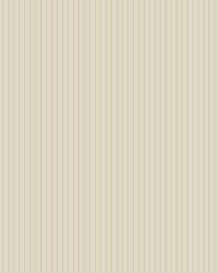 Frideswide Beige Pinstripe Wallpaper by