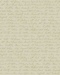 Emeritus Gold Calligraphy Wallpaper by