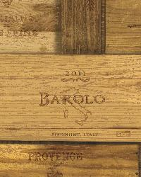Randolph Brown Wine Crates by