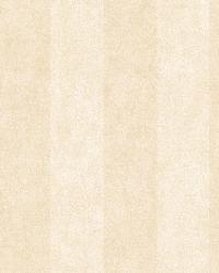 Yorkshire Beige Awning Stripe by  Brewster Wallcovering