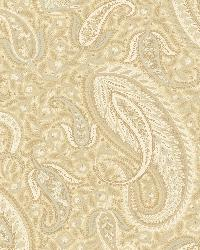 Neutrals Modern Paisley by  Brewster Wallcovering