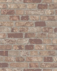 Granulat Brown Stone Wallpaper by