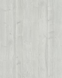 Talbot Light Grey Wood Wallpaper by