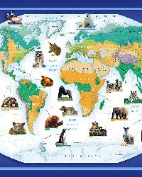 Animals Of The World by