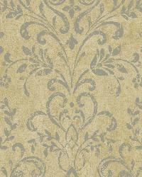 Beige Country Damask by  Brewster Wallcovering