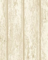 Yellow Weathered Clapboards by  Brewster Wallcovering