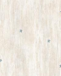Liberty Grey Heritage Star Toss Wallpaper by  Brewster Wallcovering