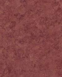 Gracie Red Faux Marble Texture Wallpaper by  Brewster Wallcovering