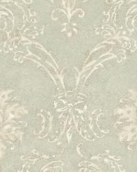 Neutrals Devon Damask by  Brewster Wallcovering