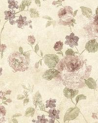 Cherry Larkin by  Brewster Wallcovering